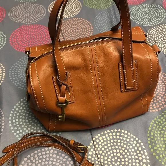 Fossil Handbags - Fossil Emma Satchel - Like New b3f5d33df5